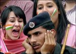 Funny Pakistani Policeman in a Cricket Match